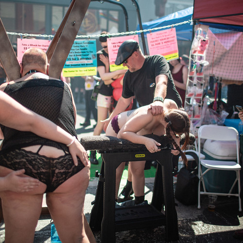Folsom Street Fair - Aurélien Buttin - Photographer