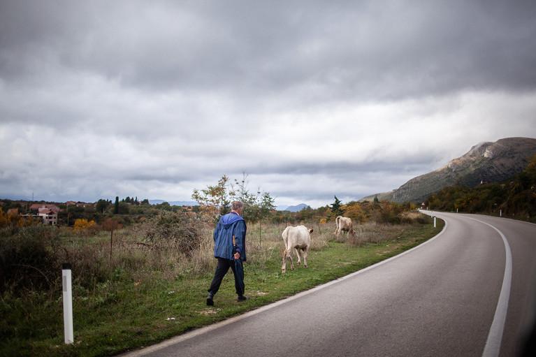 Wild Ride To East - Aurélien Buttin - Photographer