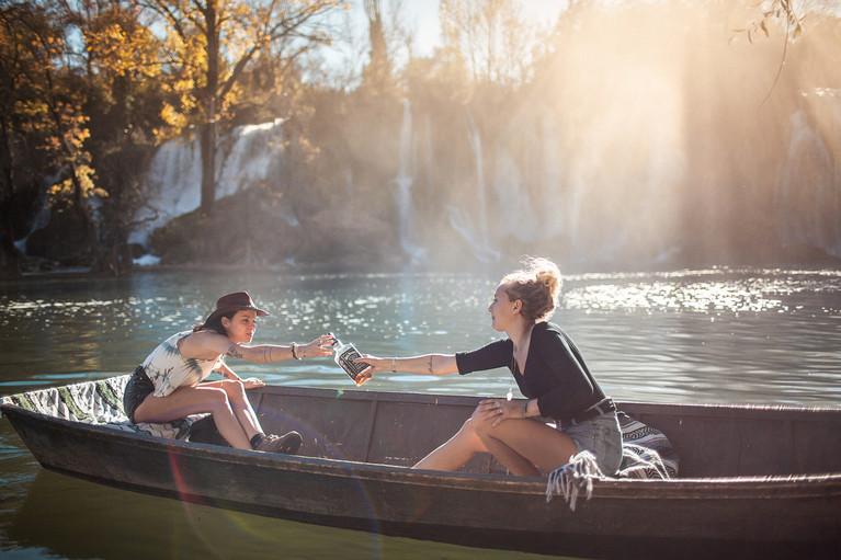 Wild Ride To East avec Blacksheep Van - Aurélien Buttin - Photographe