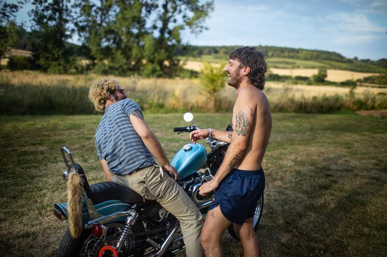 Chill At The Mill - Aurélien Buttin - Photographe