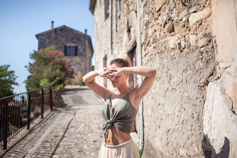 A Summer With Eliya - Aurélien Buttin - Photographer