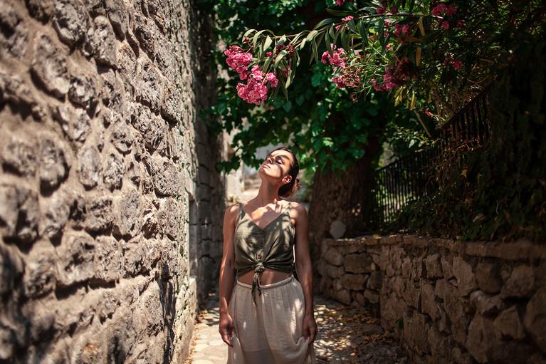 A Summer With Eliya - Aurélien Buttin - Photographe