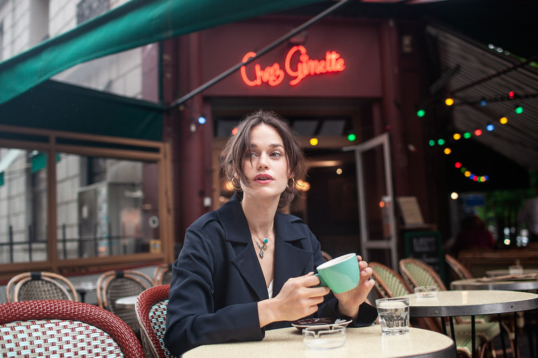 Paris avec Constance Gay - Aurélien Buttin - Photographe