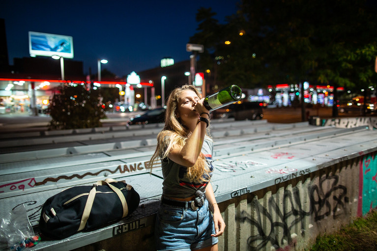 Encounters At The End Of The World - Aurélien Buttin - Photographe