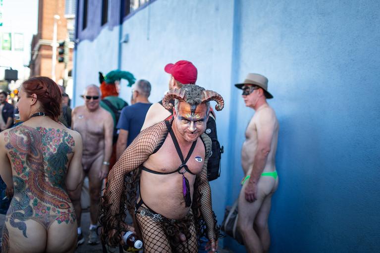 Folsom Street Fair - Aurélien Buttin - Photographe