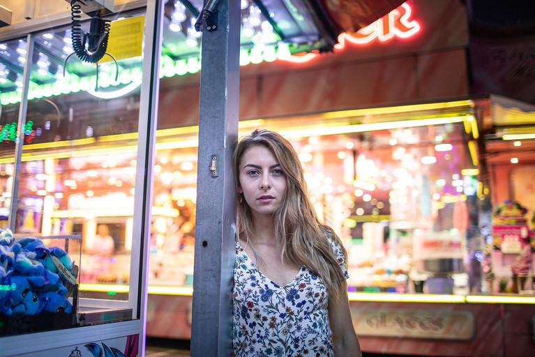 Fête Foraine - Aurélien Buttin - Photographe