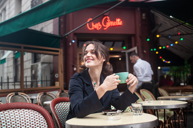 Paris with Constance Gay - Aurélien Buttin - Photographer