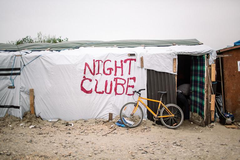 La Jungle de Calais - Aurélien Buttin - Photographe