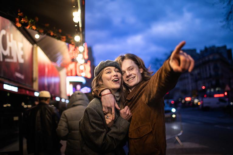 Moulin Rouge - Aurélien Buttin - Photographer