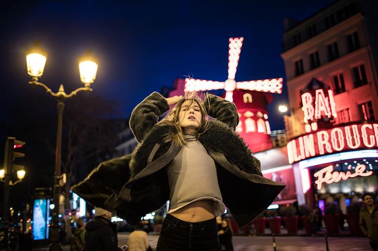 Moulin Rouge - Aurélien Buttin - Photographe